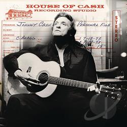 Cash, Johnny - Personal File CD Cover Art