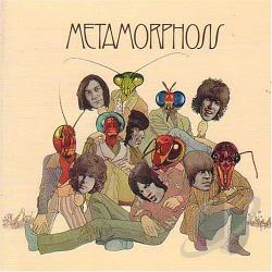 Rolling Stones - Metamorphosis LP Cover Art