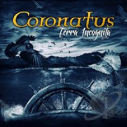 Coronatus - There is Light (But It's Not For Me) CD Cover Art