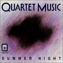 Quartet Music - Summer Night CD Cover Art