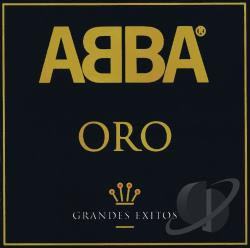 ABBA - Oro: Grandes Exitos CD Cover Art