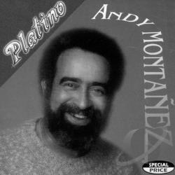 Montanez, Andy - Serie Platino CD Cover Art