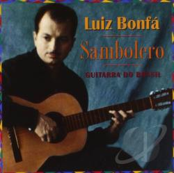 Bonfa, Luiz - Sambolero CD Cover Art