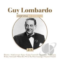 Lombardo, Guy - And His Royal Canadians CD Cover Art