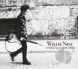 Nile, Willie - Streets of New York CD Cover Art