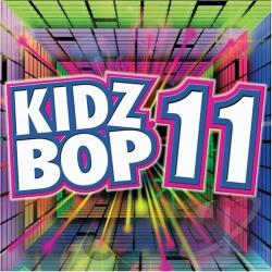 Kidz Bop Kids - Kidz Bop, Vol. 11 CD Cover Art