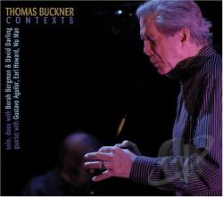 Buckner, Thomas - Contexts CD Cover Art