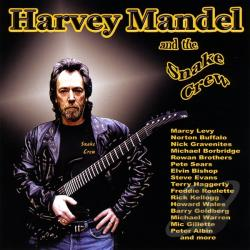 Mandel, Harvey - Harvey Mandel and the Snake Crew CD Cover Art