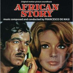 De Masi, Francesco - African Story CD Cover Art