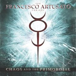 Francesco Artusato Project - Chaos and the Primordial CD Cover Art