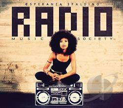 Spalding, Esperanza - Radio Music Society CD Cover Art