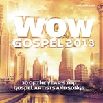 Various Artists - Wow Gospel 2013 DB Cover Art