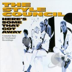 Style Council - Here's Some That Got Away CD Cover Art