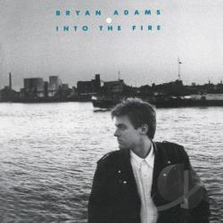 Adams, Bryan - Into The Fire CD Cover Art