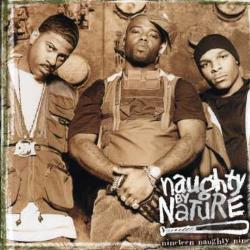 Naughty By Nature - 19 Naughty Nine: Nature's Fury CD Cover Art