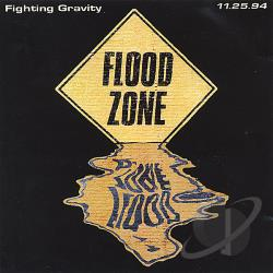 Fighting Gravity - Flood Zone: Live 11-25-94 CD Cover Art