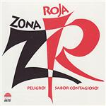 Zona Roja - Sabor Contagioso CD Cover Art