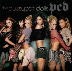 Pussy Cat Dolls - PCD CD Cover Art