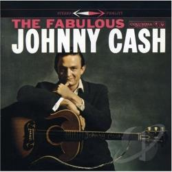Cash, Johnny - Fabulous Johnny Cash CD Cover Art