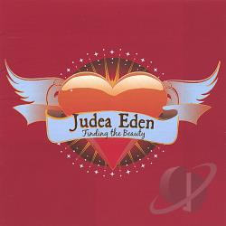 Judea Eden - Finding The Beauty CD Cover Art