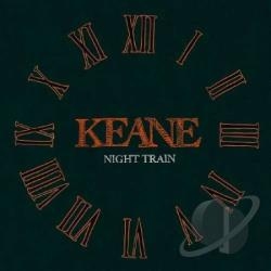 Keane - Night Train CD Cover Art