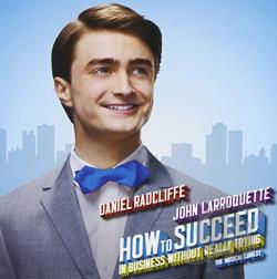 Larroquette, John (Narrator) / Radcliffe, Daniel - How to Succeed in Business Without Really Trying CD Cover Art