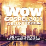 Various Artists - Wow Gospel 2013 (Deluxe Edition) DB Cover Art