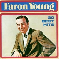 Young, Faron - 20 Best Hits CD Cover Art