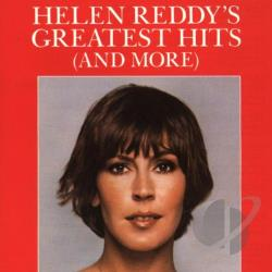 Reddy, Helen - Greatest Hits CD Cover Art