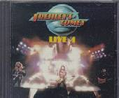 Frehley, Ace - Frehley's Comet: Live + 1 CD Cover Art