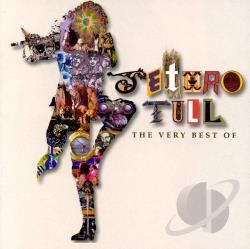 Jethro Tull - Very Best of Jethro Tull CD Cover Art
