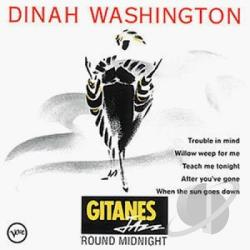 Washington, Dinah - Jazz 'Round Midnight CD Cover Art