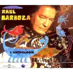 Barboza, Raul - L'Anthologie CD Cover Art