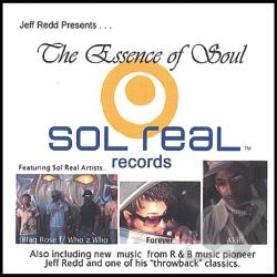 Redd, Jeff Presents - Essence of Soul CD Cover Art