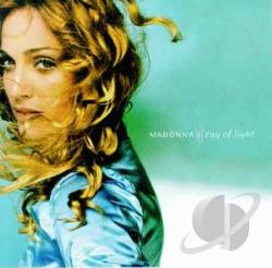 Madonna - Ray of Light LP Cover Art