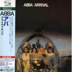 ABBA - Arrival CD Cover Art