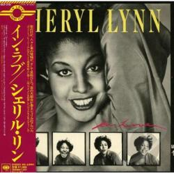 Lynn, Cheryl - In Love CD Cover Art