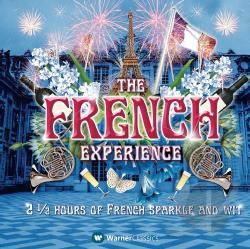 French Experience CD Cover Art