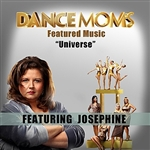 Josephine - Universe (Featured Music In Dance Moms) DB Cover Art