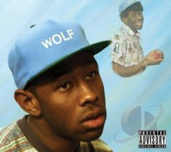 Tyler The Creator - Wolf CD Cover Art