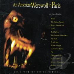 An American Werewolf In Paris CD Cover Art