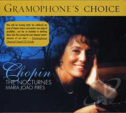Chopin / Pires - Chopin: The Nocturnes CD Cover Art