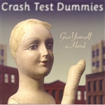 Crash Test Dummies - Give Yourself A Hand CD Cover Art