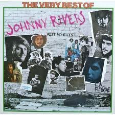 Rivers, Johnny - Very Best of Johnny Rivers CD Cover Art