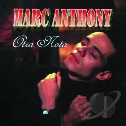Anthony, Marc - Otra Nota CD Cover Art