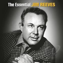 Reeves, Jim - Essential Jim Reeves CD Cover Art