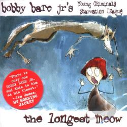 Bare, Bobby, Jr. - Longest Meow CD Cover Art