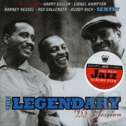Tatum, Art / Tatum, Art Sextet - Legendary 1955 Session CD Cover Art