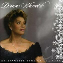Warwick, Dionne - My Favorite Time of the Year CD Cover Art