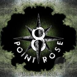 8 Point Rose - Primigenia CD Cover Art